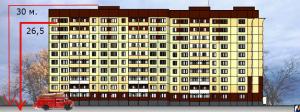 Высота здания по пожарным нормам