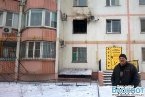 Александр Попов помог жильцам выбраться из пылающей квартиры.