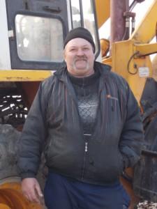 Спасатели отметили мастерство водителя погрузчика Александра Попова